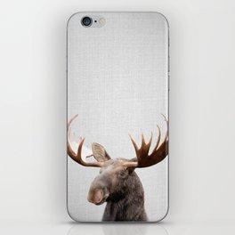 Moose - Colorful iPhone Skin
