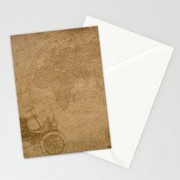 Vintage Locomotion Stationery Cards
