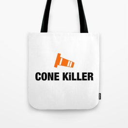 Cone Killer v4 HQvector Tote Bag