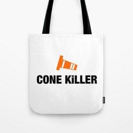 Cone Killer v4 HQvector Tote Bag