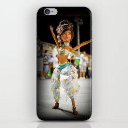 Carnaval em Florianópolis - Brazil iPhone Skin
