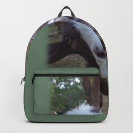 Goat Barnyard Farm Animal Backpack