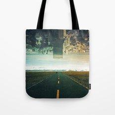 Roads Ahead Tote Bag