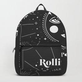 Rolling my Third Eye Backpack