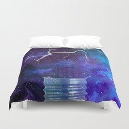 Broken Light Duvet Cover