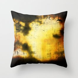 XZ4 Throw Pillow