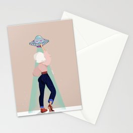 Oh baby, take me for a trip! Stationery Cards
