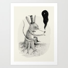 'Keep Dreaming' Art Print
