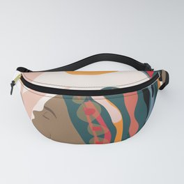 Women with the Turbans Fanny Pack
