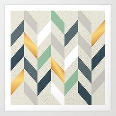 abstract214 Art Print