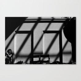 / / / / / Canvas Print