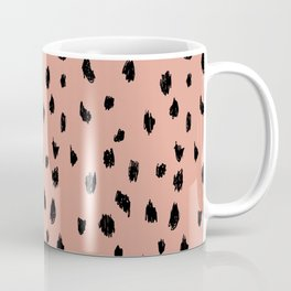 Seeing Spots in Smoked Salmon Coffee Mug