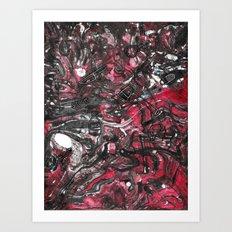 SSDGM Art Print