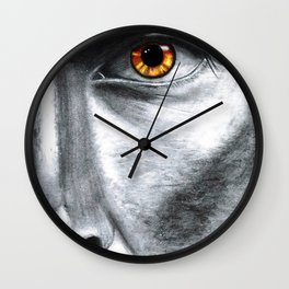 Jordan Parrish Wall Clock