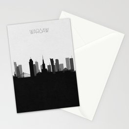 City Skylines: Warsaw Stationery Cards