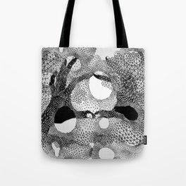 Kosmos Black&White Tote Bag
