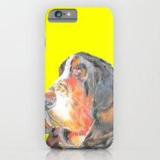 Basset Hound , Jiri Bures original art and design Slim Case iPhone 6s