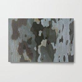 Bark Metal Print