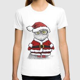 Super Puff Santa T-shirt