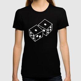 Dice Gambling T-shirt