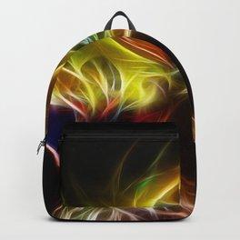 Night Bloom Digital Backpack