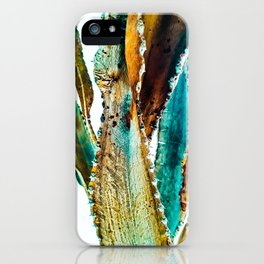 FAT PLANT iPhone Case