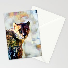 Your Cheetah Eyes Stationery Cards