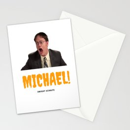 dwight  Stationery Cards