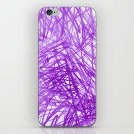 Ophelia Purple iPhone Skin