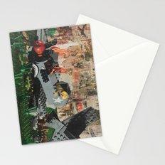 P40 Crash Stationery Cards