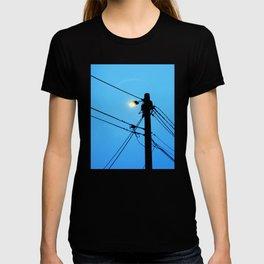 At First (street) Light T-shirt