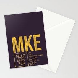 MKE Stationery Cards