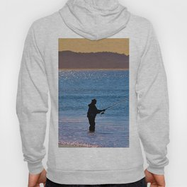 Fishing Beach Hoody