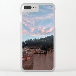 020 Clear iPhone Case