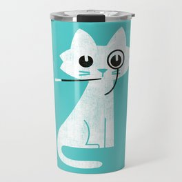 Mark - Aristo-Cat Travel Mug