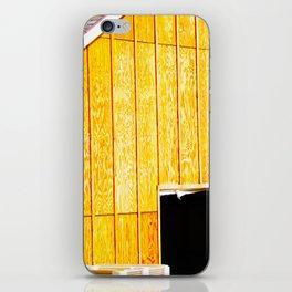 Wine Barn Riverside iPhone Skin