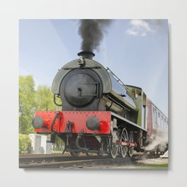Lord Phil Steam locomotive Metal Print