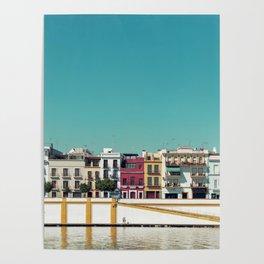 Triana, the beautiful Poster
