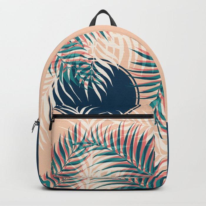 Tropical Sun #society6 #decor #buyart Backpack