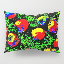 Colorful Nuts Pillow Sham