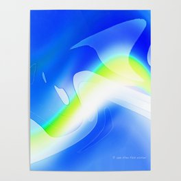 """'70's Lava Lamp"" Photograph Poster"