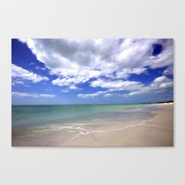 Peaceful Waters Canvas Print