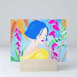 Mystical Jungle Mini Art Print