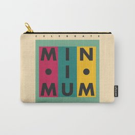 Vintage California // Minimum Carry-All Pouch