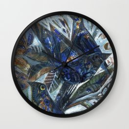 Birds in the Orchard Wall Clock
