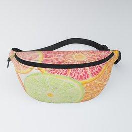 Citrus slices Fanny Pack
