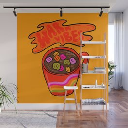 Warm Vibes Wall Mural
