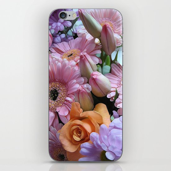A Pink Mind is a Joy Forever! iPhone & iPod Skin