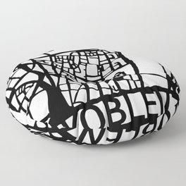 Koblenz Floor Pillow