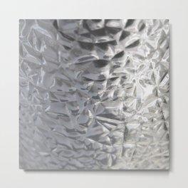 Space Wrap Metal Print